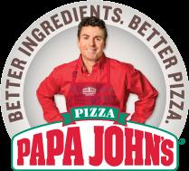 Papa John's Homepage
